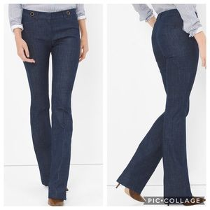 WHBM The Trouser Jeans